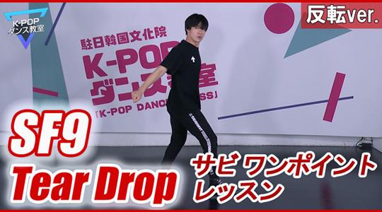 온라인 K-POP댄스교실 시리즈Ⅳ~SF9「Tear Drop」~